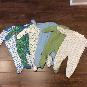 6 - 12 month clothing lot
