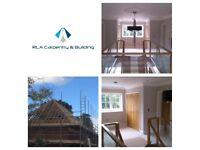 RLA Carpentry & Building