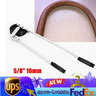BEST! 5/8'' 180° Tube Bender For Plumbing Refrigeration Copper Aluminum Pipe (Best Manual Tube Bender)
