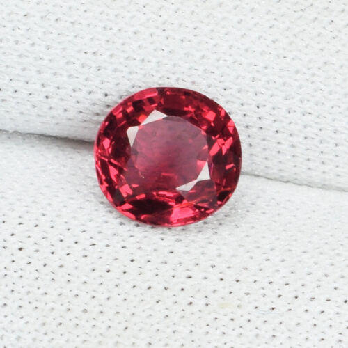 0.97 ct  ULTRA RARE BEST PINK RED 100% NATURAL SPINEL - See Vdo   3673  W3C