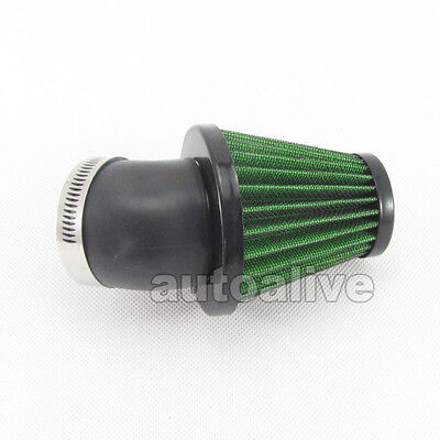 Motorcycle 35mm Cone Air intake Filter Cleaner for Scooter ATV Dirt Bike Honda