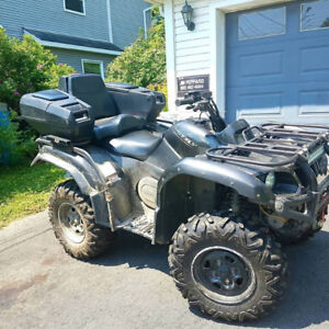 660 Grizzly Yamaha Special Edition, great shape! $4000 obo