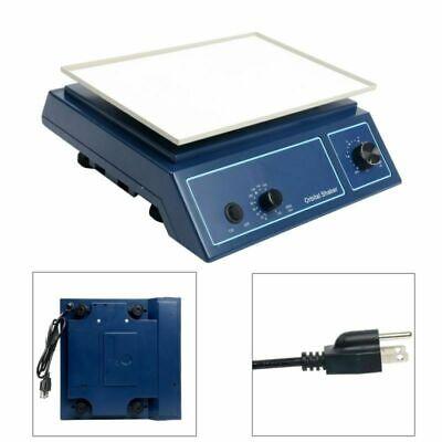 210 Rpm Variable Speed Oscillator Lab Orbital Rotator Shaker Ac 110v Us Stock