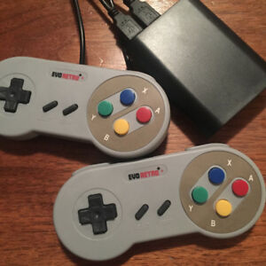 Over 8500 games on 22 classic systems (SNES/NES/Sega/etc) mini