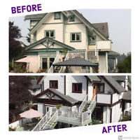 Interior/Exterior Painting - Complimentary Estimates