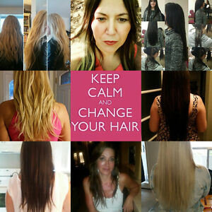 Hair Extensions & Installation London Ontario image 1