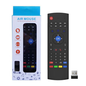 Air mouse remote 2.4ghz for Android tv box, Pc Computer, Laptop