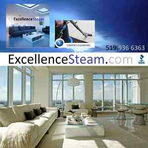 ET EXCELLENCE carpet cleaning service truckmounted. Sarnia Sarnia Area image 1