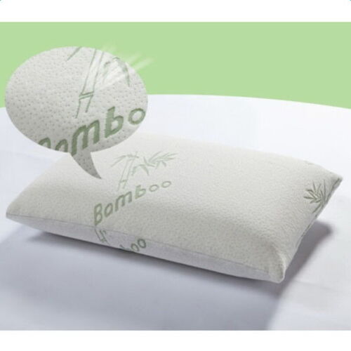 new cooling shredded memory foam pillow bamboo