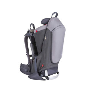 phil&teds Escape Baby Carrier (Charcoal/Charcoal)