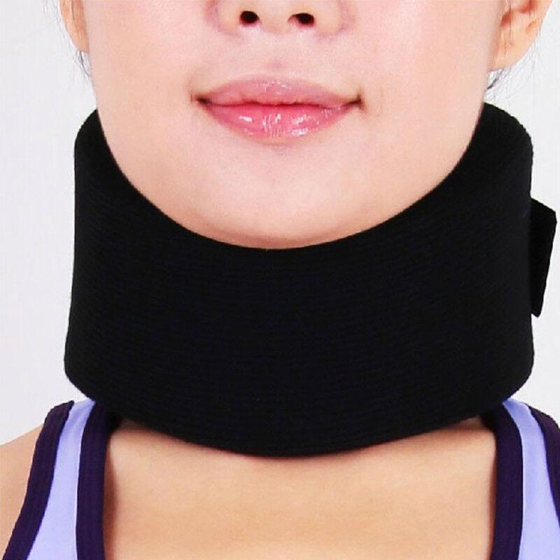 Cervical Soft Foam Neck Collar Brace Support Firm Shoulder P