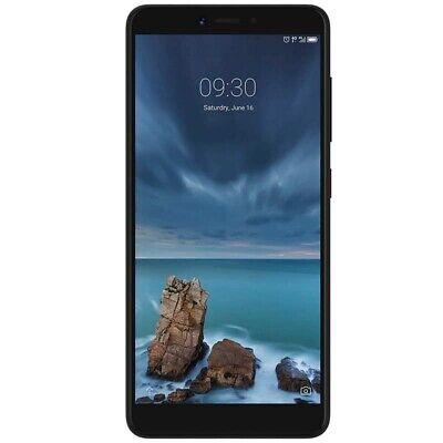 ZTE Blade A7 Vita Dual-SIM 5,45 Zoll Smartphone schwarz 32 GB Android 8.1 Oreo