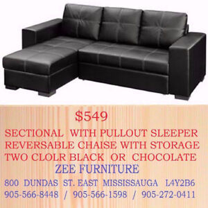 Brand New Sectional Sofa Bed 8