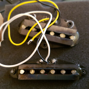 Fender Telecaster MIM pickups (bridge and neck) Kitchener / Waterloo Kitchener Area image 2