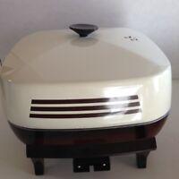 Electric Skillet Fry Pan 11 by 11 inch Brampton