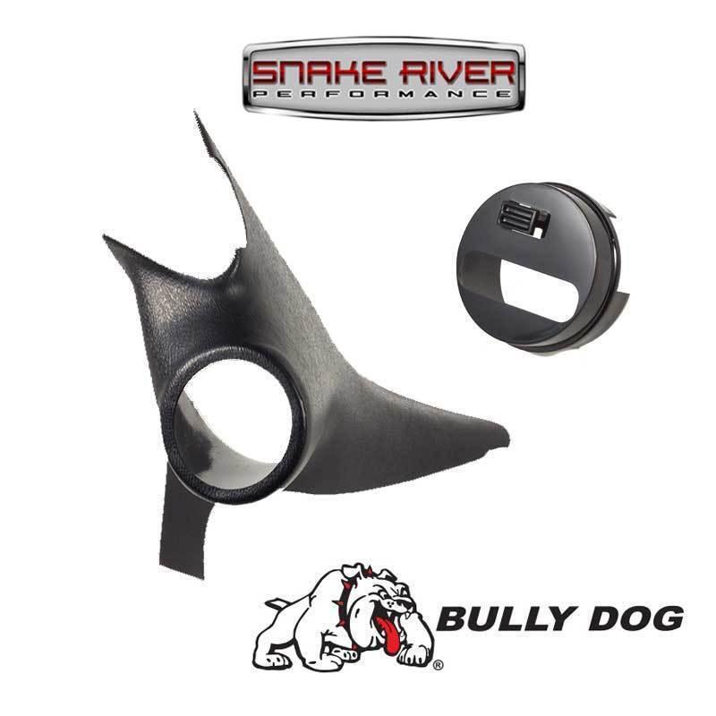 Bully Dog 31302 Custom A-Pillar Mount /& Pod Adapter for 2003-2007 Ford SD 6.0L