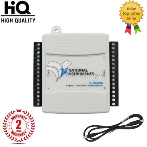 USB-6008 USB Data Acquisition Card Multifunction USB DAQ 779051-01 NEW!