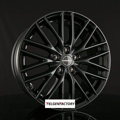 BORBET BS5 Felgen Schwarz Glanz 8x18 Zoll ET50 5x112 Audi A3 8V 8P VW Golf 5 6 7 online kaufen