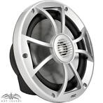 Wet Sounds 23 CM boot speakers Zilver 150 W RMS 300 peak