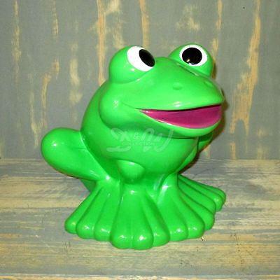 FRÖSCHLI Deko Figur Garten Tier Skulptur Teich Froschkönig Frosch Froschmann