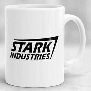 Stark Industries Mug Iron Man Mug industries cup iron man gift iron man cup