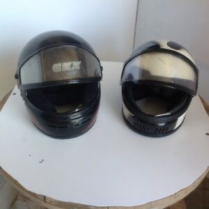 Snowmoble helmets