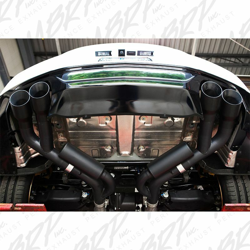 An Mbrp Performance Exhaust System Is The Starting Point To Getting Most From Cold Air Intakes Programmers Modules And Ers
