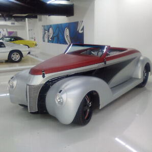 1938 FORD A 40 ROADSTER