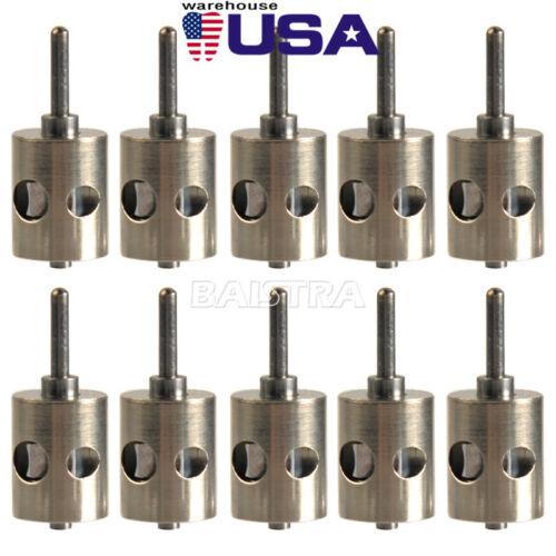 10Pcs Dental Turbine Cartridge Rator NSK PANA AIR Hygienist Standard Handpiece