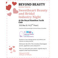 Sweetheart Beauty and Bridal Event Industry Night