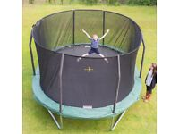 """Jumpking Trampoline Combo Package - 12ft 12"""""""