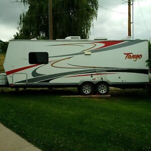 2008 Tango 257bh Travel Trailer For Sale