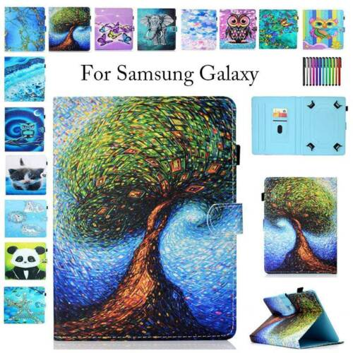 With Magnetic Buckle Card Holder Universal Case Cover For Sa