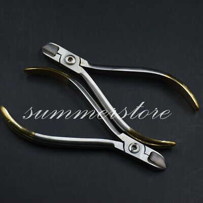 Dental Orthodontic Cutting Instrument Ligature Wire Cutter Plier Stainless Steel
