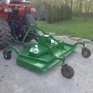 BUHLER 6 FT. 3 PT. HITCH TRIM MOWER