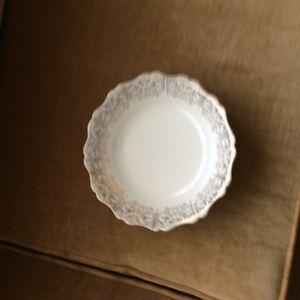 verre taillé(pin wheel) vieux set vaisselle,