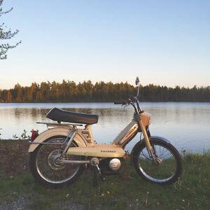 Rare 1980 Peugeot 103 Moped