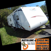 2008 Trail-Sport by R-Vision 27QBSS 31Ft Only 4200lbs $10995