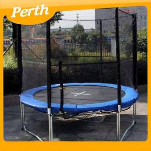 8ft,10ft,12ft,14ft,16ft Trampoline with Net and ladder WA Jandakot Cockburn Area Preview