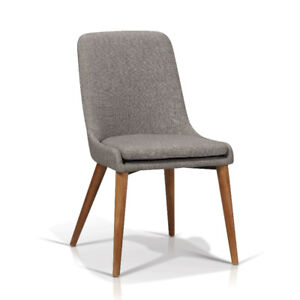 NEW -(8) Scandinavian Dining Chairs - Paid $200 each