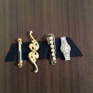 Brand new pins/brooches