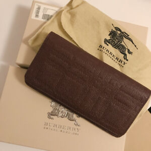 Burberry Trench Leather Wallet