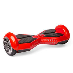 Red Lambo Hoverboard w/bluetooth