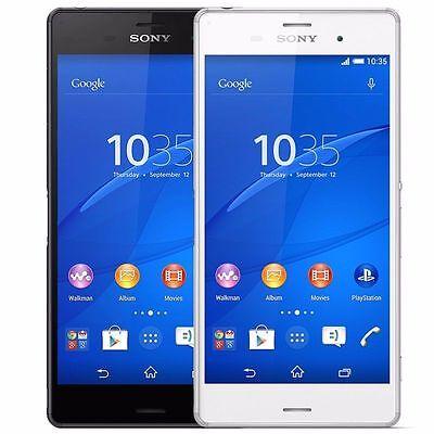 Sony Xperia Z3v D6708 32Gb Verizon Unlocked Gsm Waterproof Smartphone