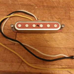 Open Tele tapped neck pickup
