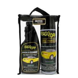 Raggtopp Convertible Soft Top Care Products