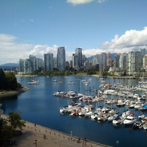 Magnificent EX-LARGE 1600 SF,2+1 BedR.PANORAMICviews,False Creek