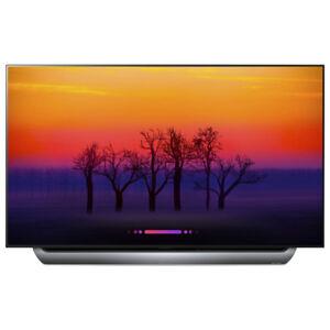 LG 55''; 4K UHD HDR OLED webOS 4.0 Smart TV (OLED55C8P)