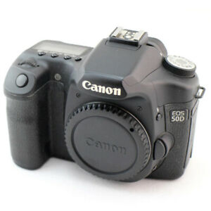 Canon EOS 50D with only 10k Shutter Counter