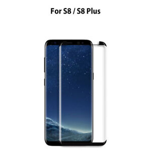 FULL GLUE Tempered Glass Protector Samsung S8/S8+, S9/S9+ Note 8